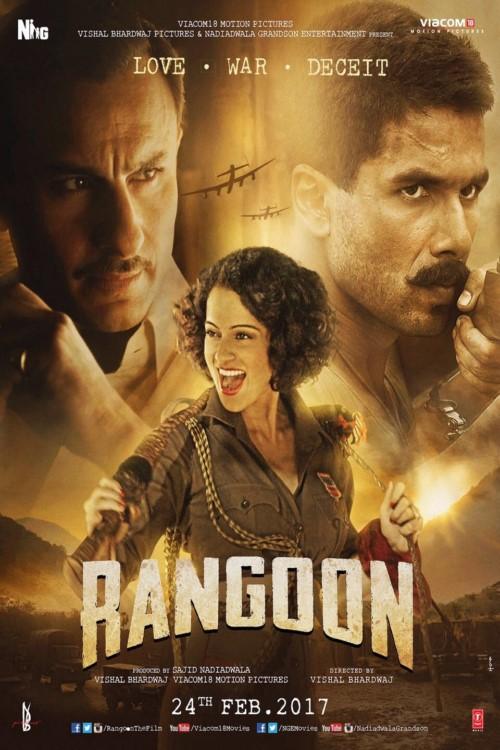 دانلود فیلم Rangoon 2017